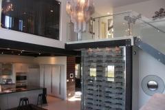 Glass Wine Cabinet 1