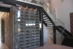 Glass Wine Cabinet 2