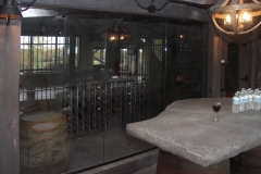Glass Wine Cabinet 4