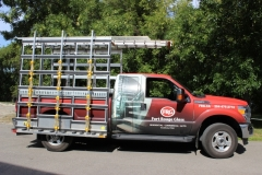 Glass Installation Truck