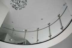 Curved Glass Rail 2