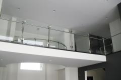 Curved Glass Rail 3