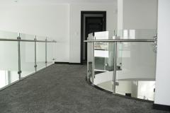 Curved Glass Rail 5
