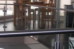 Commadore Rise Glass Rail-Winnipeg 3