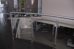 Commadore Rise Glass Rail-Winnipeg 5