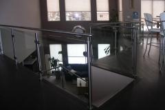 Commadore Rise Glass Rail-Winnipeg 7