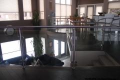 Commadore Rise Glass Rail-Winnipeg 8