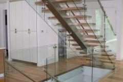 Girton Staircase-Winnipeg-Center Stringer 4