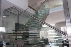 Royalwood Glass Staircase 7