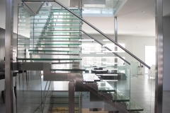 Royalwood Glass Staircase 6