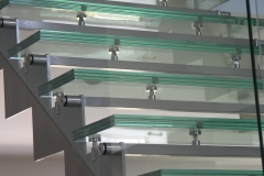 Royalwood Glass Staircase 16