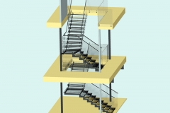 Royalwood Glass Staircase 1