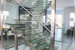 Royalwood Glass Staircase 5